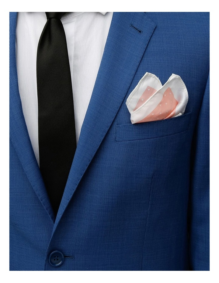 Tie Lab Tie, Pocket Square, Sock Gift Pack Pink image 4