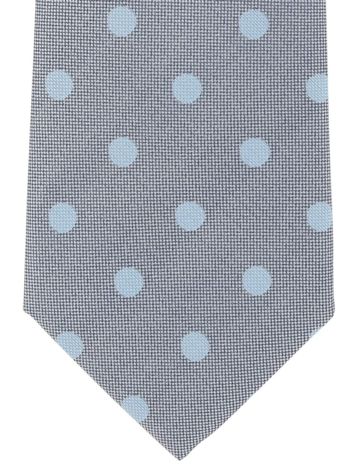 Poly Check Tie Pink image 3