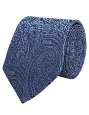 Folk Paisley 7cm Tie