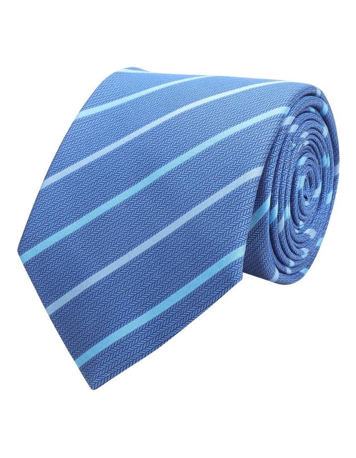 Duo Stripe 7cm Tie image 1