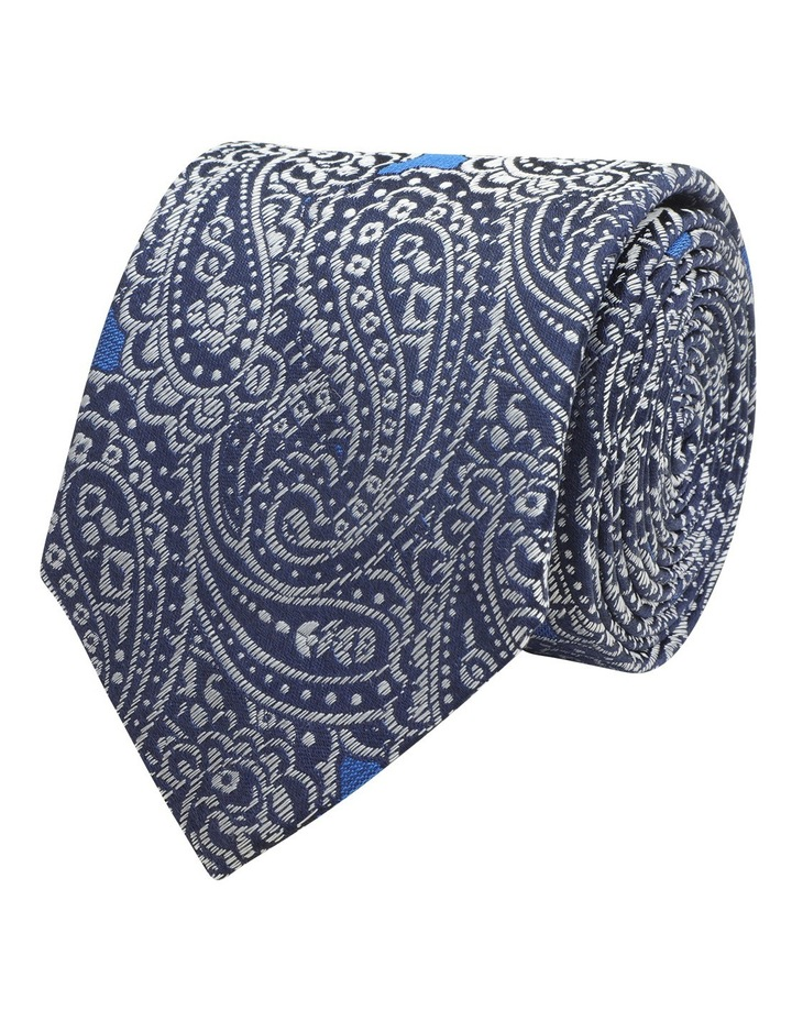 Folk Paisley 7cm Tie image 1