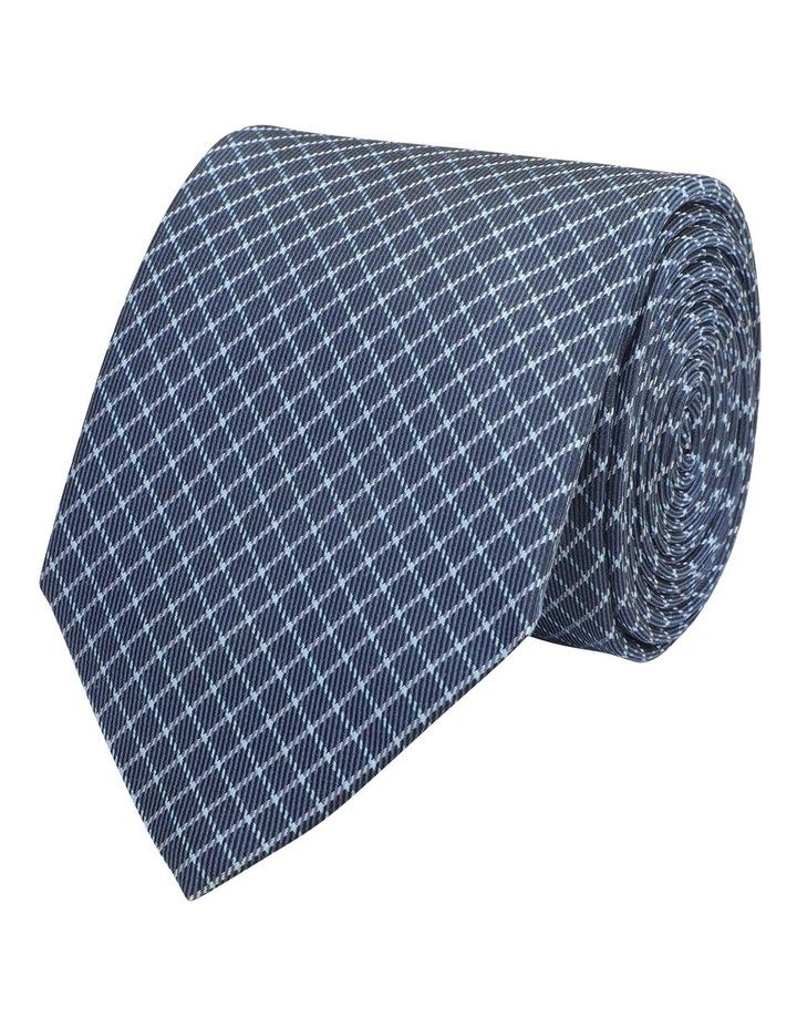 Graph Check 7cm Tie image 1