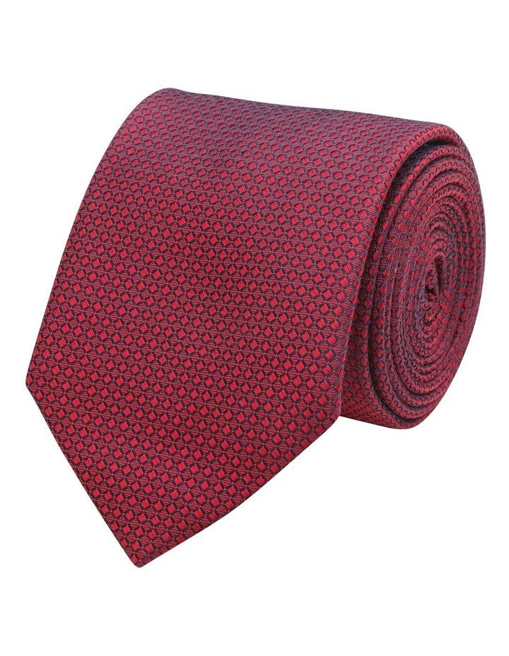 Textured Plain 7cm Tie image 1
