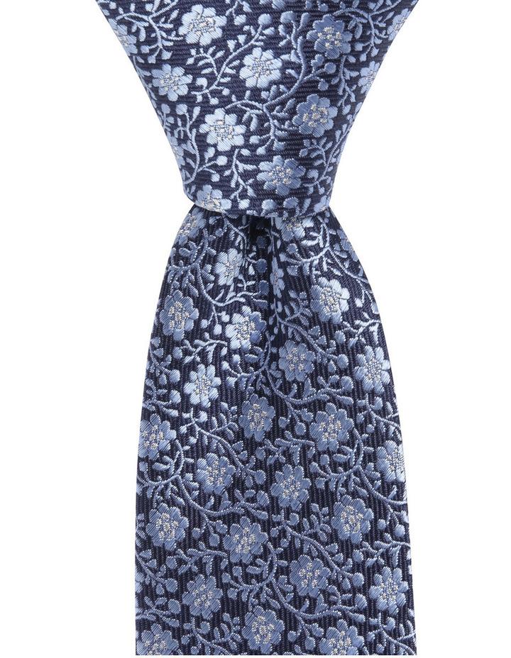 Silk-Flower Tie image 1