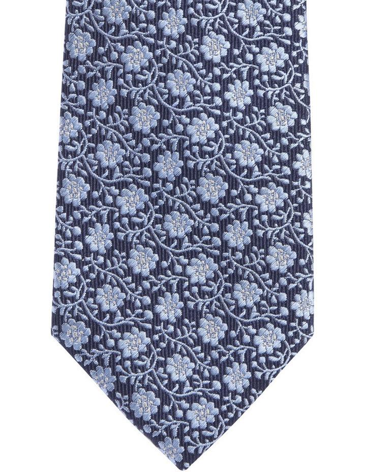 Silk-Flower Tie image 2