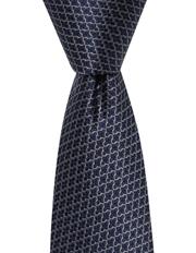 Silk-Pattern Tie