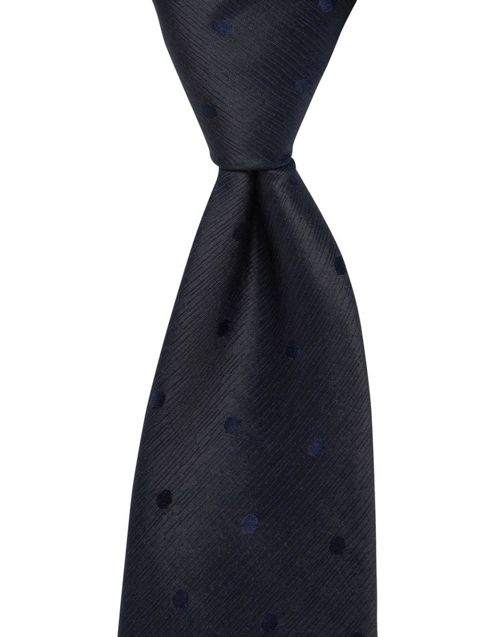 Spot Tie Black image 1