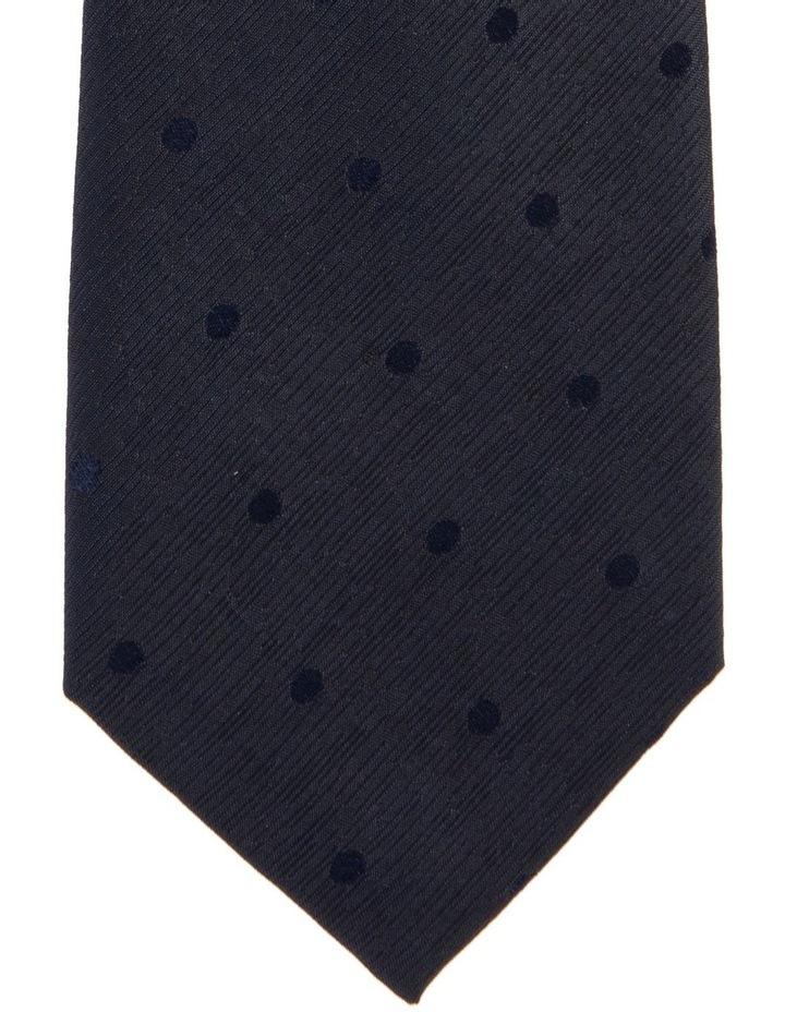 Spot Tie Black image 2