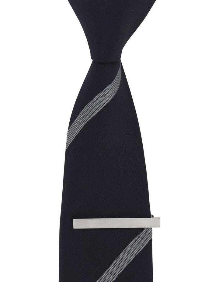 Tie / Tie Bar Plain Tie Gift Pack Black image 1