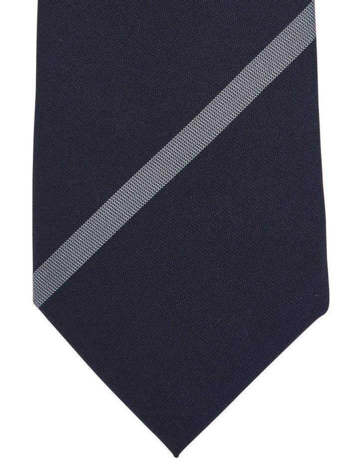 Tie / Tie Bar Plain Tie Gift Pack Black image 2