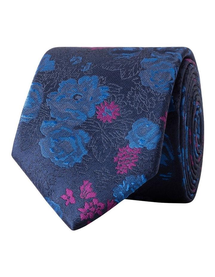 Floral Pattern Tie image 1