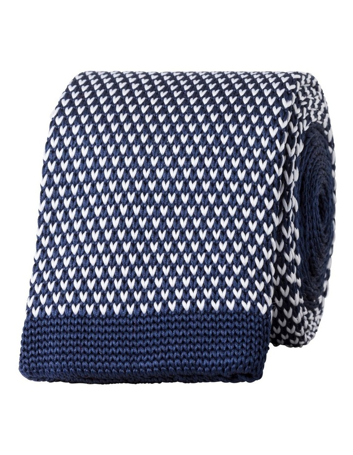 Knit  Poly Tie image 1