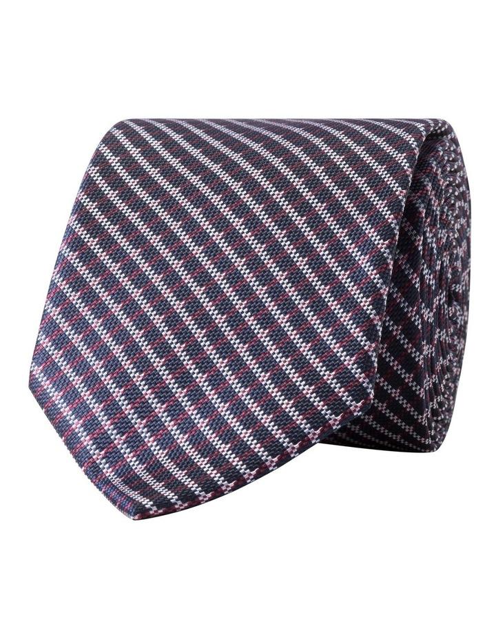 Stripe Poly Tie image 1