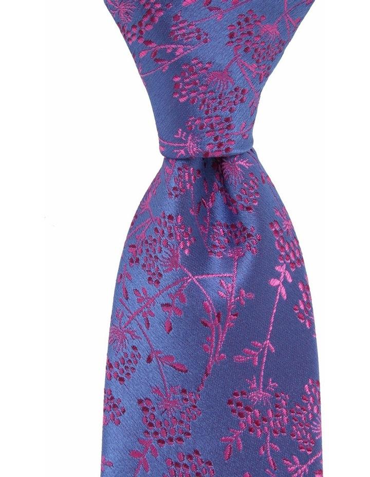Sergio Capri Floral Silk Tie image 1