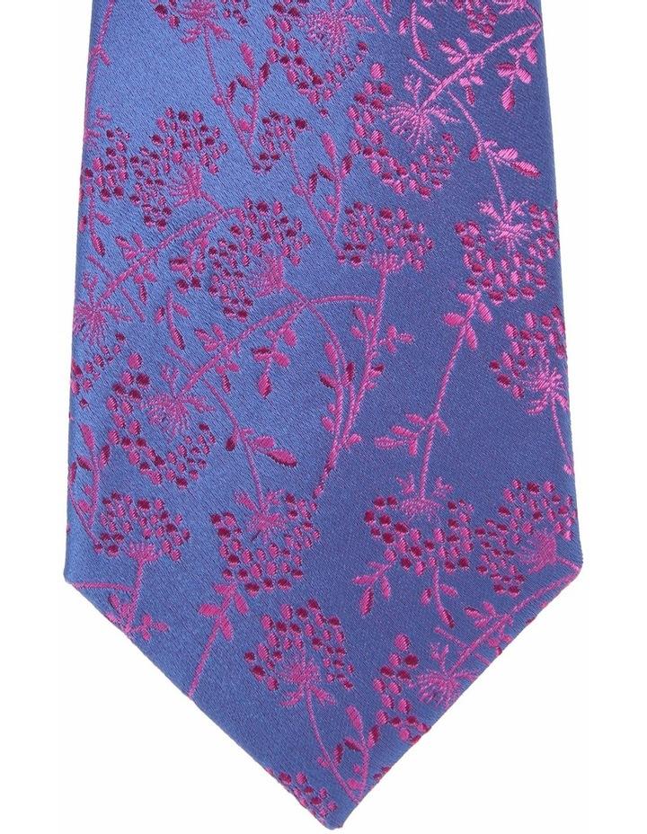 Sergio Capri Floral Silk Tie image 2