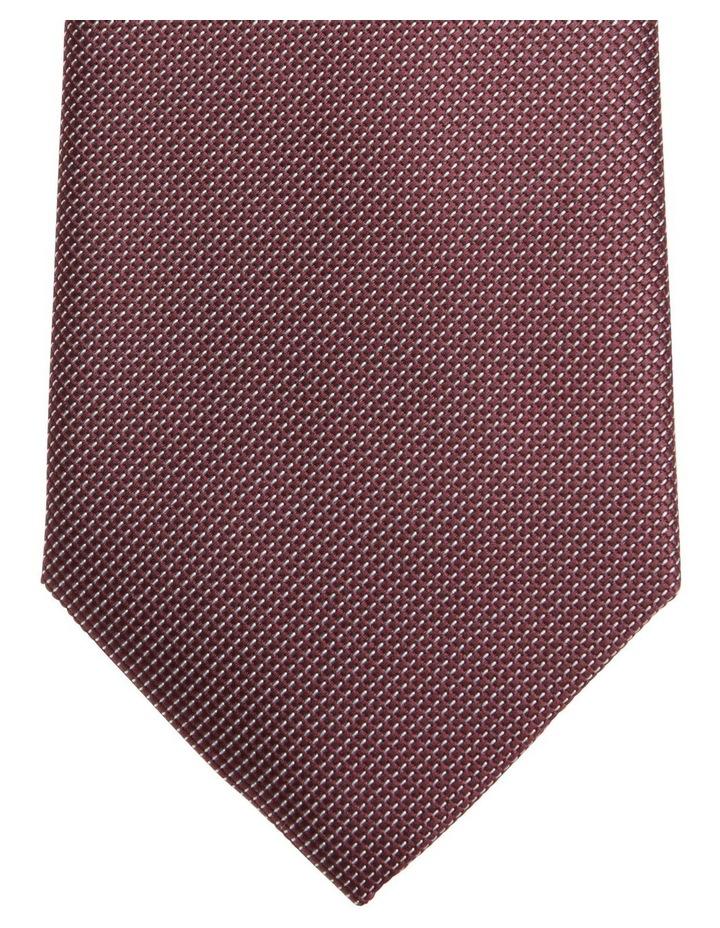 Stripe Plain Poly Tie image 2
