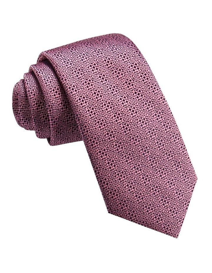 Textured Plain Tie image 2