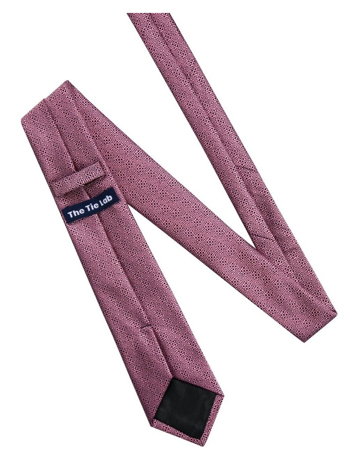 Textured Plain Tie image 3