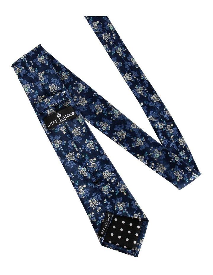 Floral/Spot Tie/Pocket Square image 2