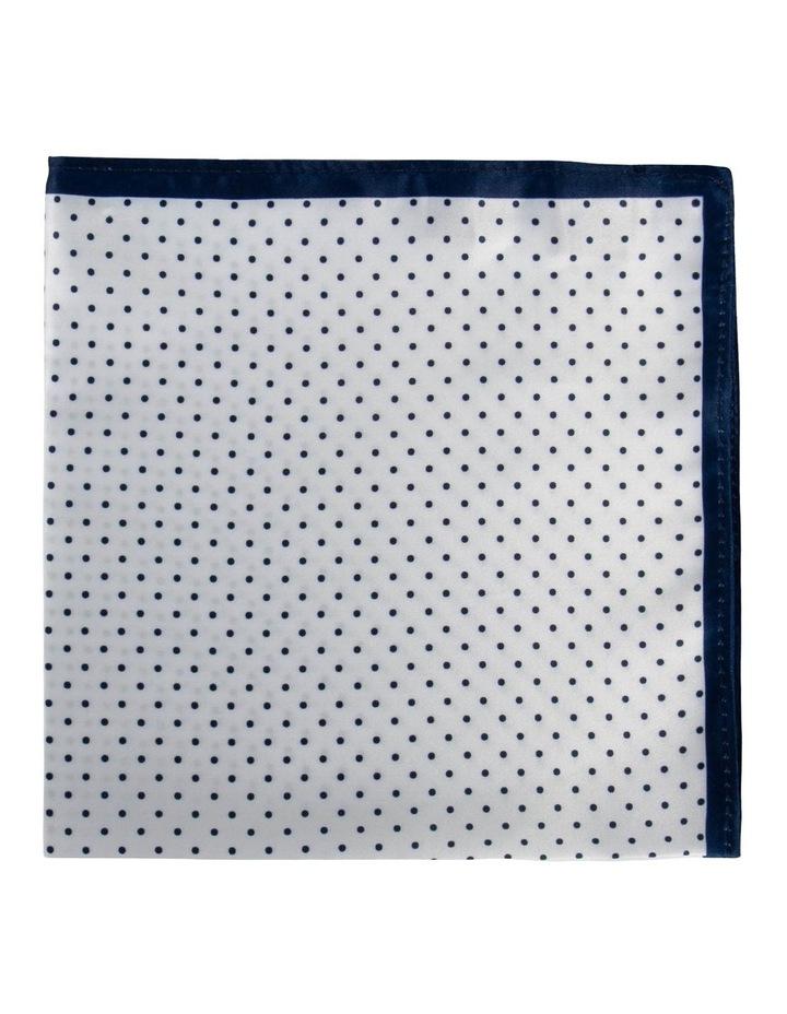 Floral/Spot Tie/Pocket Square image 3