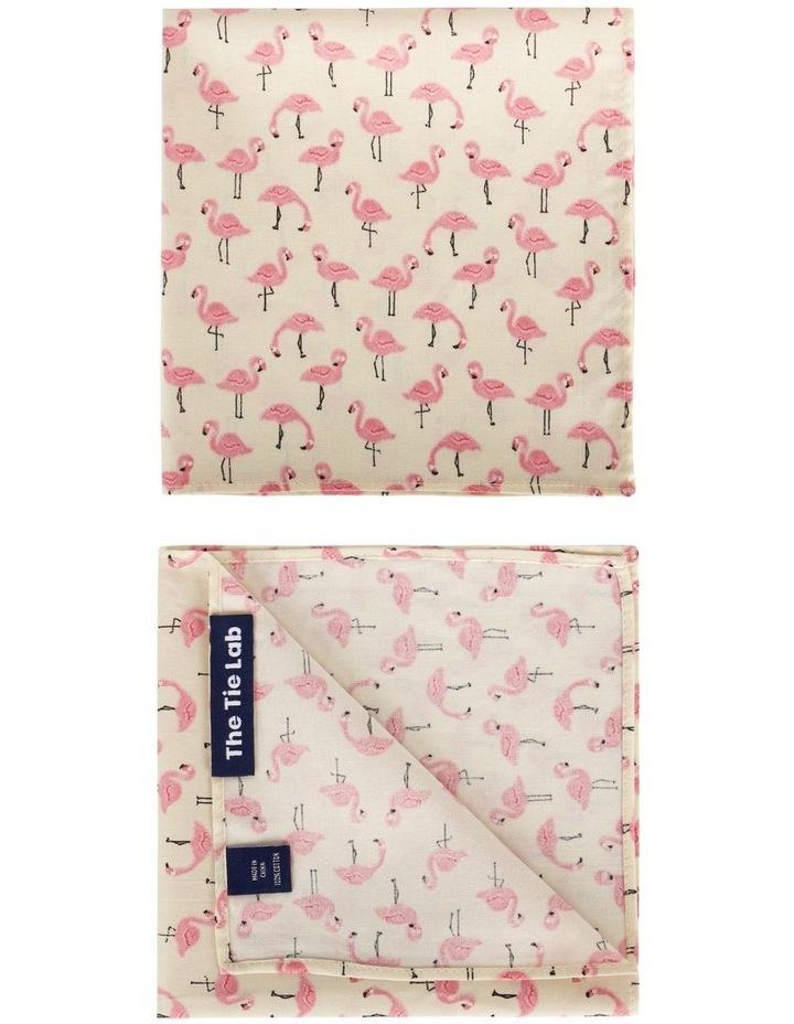 Flamingo Pocket Square image 3