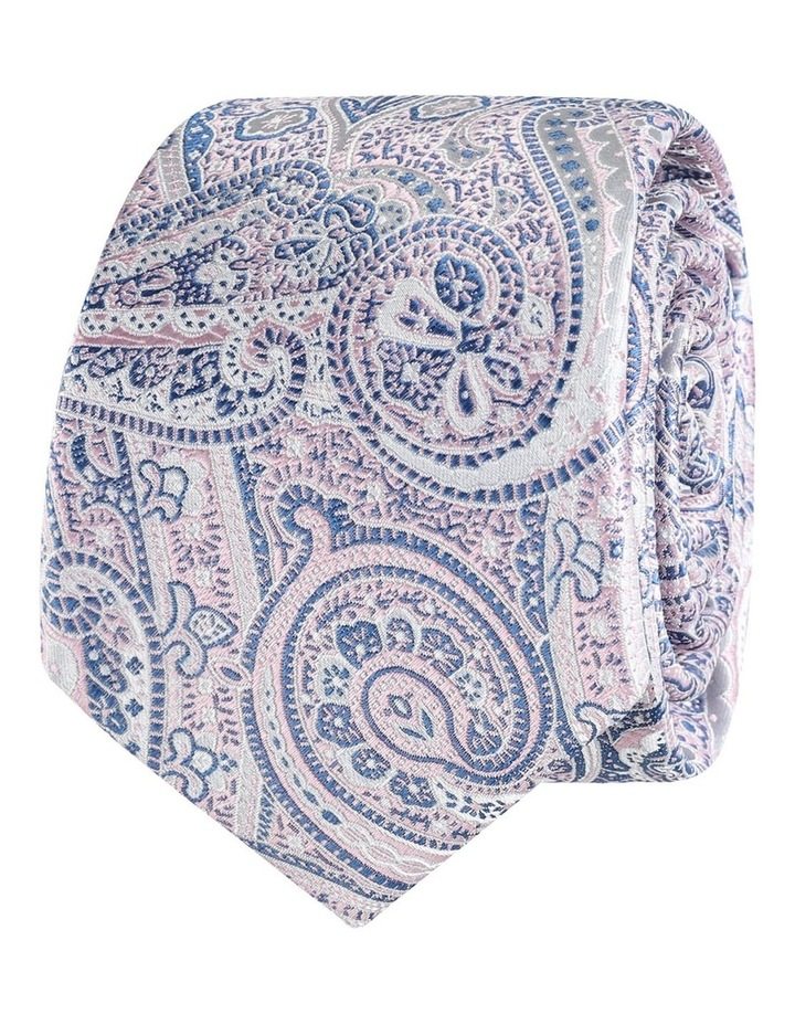 Pasley Silk Face Tie image 1