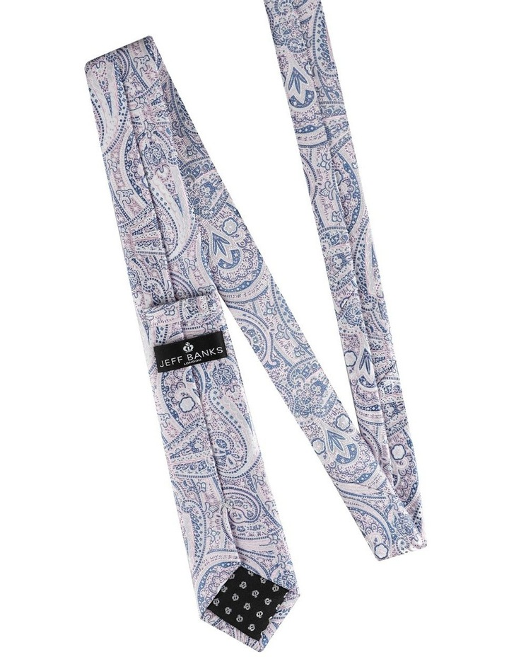 Pasley Silk Face Tie image 2