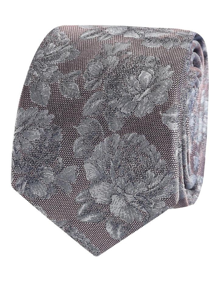 Rose Silk Face Tie image 1
