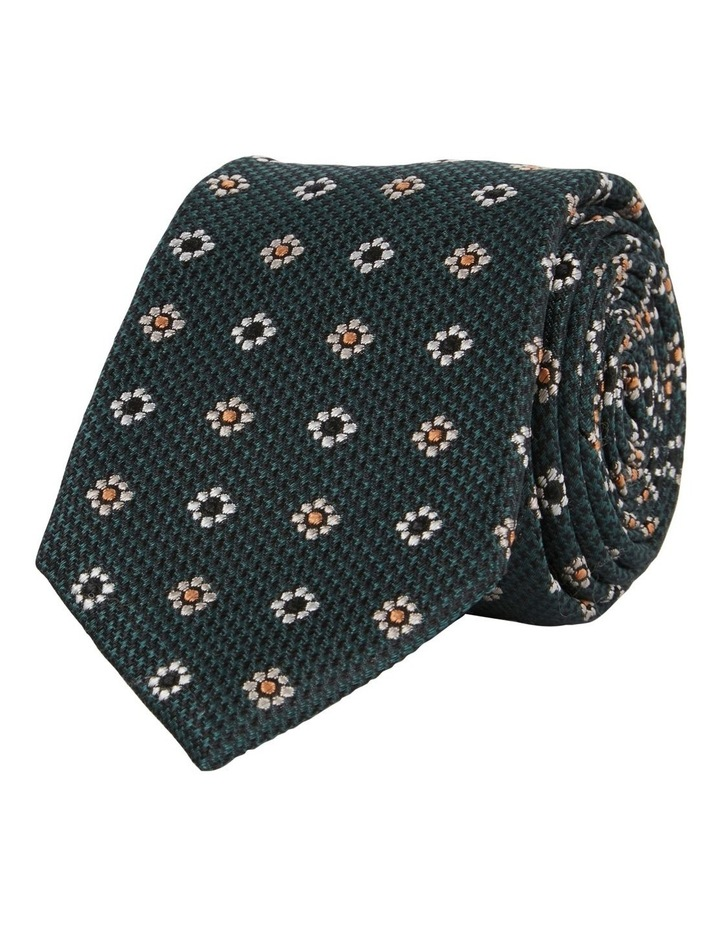 Flower Silk Face Tie image 1