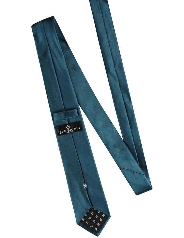 Plain Silk Tie image 2