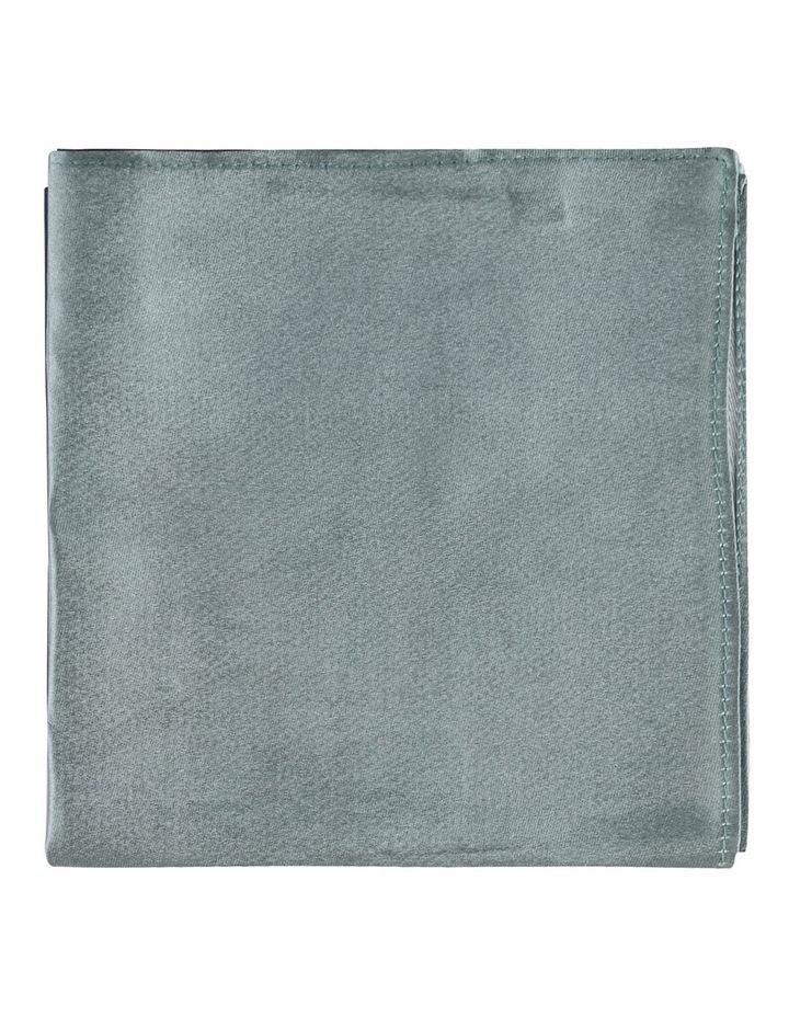 Plain Silk Pocket Square image 1