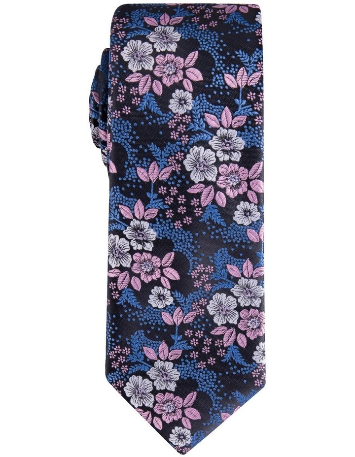 Floral Tie, Pocket Square & Pin Pack image 2