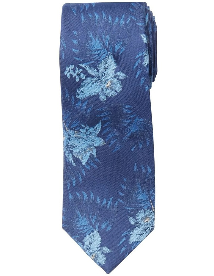 Floral Tie, Pocket Square & Pin Pack image 4