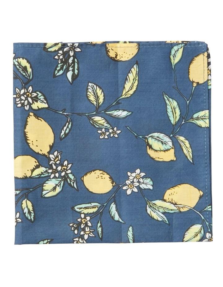 Pattern Tie, Pocket Square & Pin Pack image 4