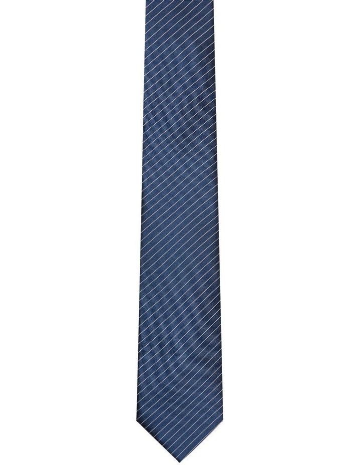 Pinstripe Silk Tie image 1