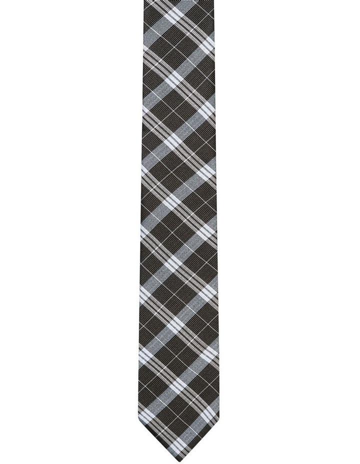 Multicheck Silk Tie image 1