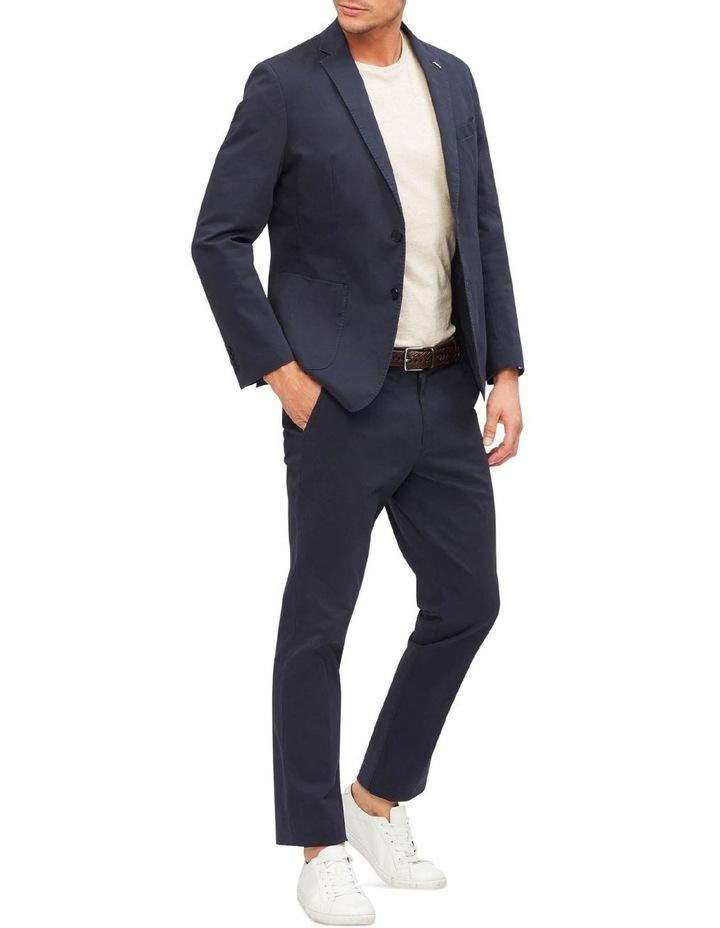 Cotton Stretch Casual Suit Jacket image 2