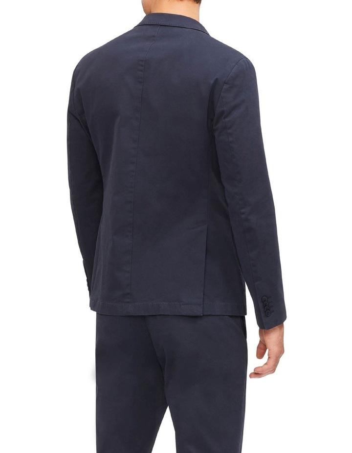 Cotton Stretch Casual Suit Jacket image 3