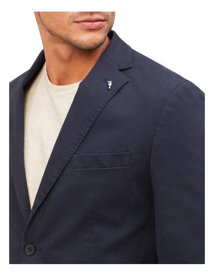 Cotton Stretch Casual Suit Jacket image 4
