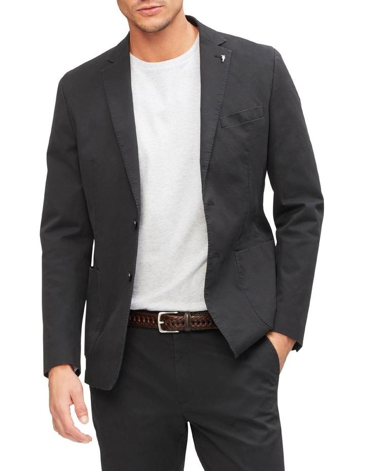Cotton Stretch Casual Suit Jacket image 1