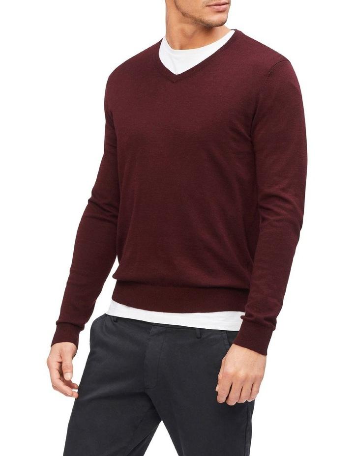 Merino Knit Sweater image 1