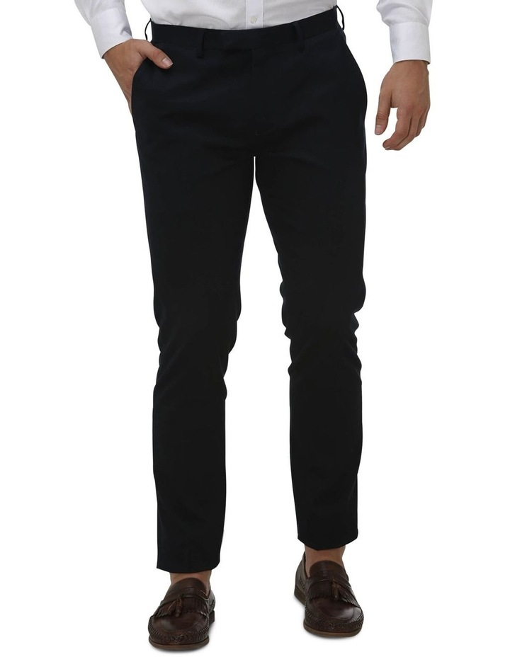 Cotton Stretch Tailored Chino image 1
