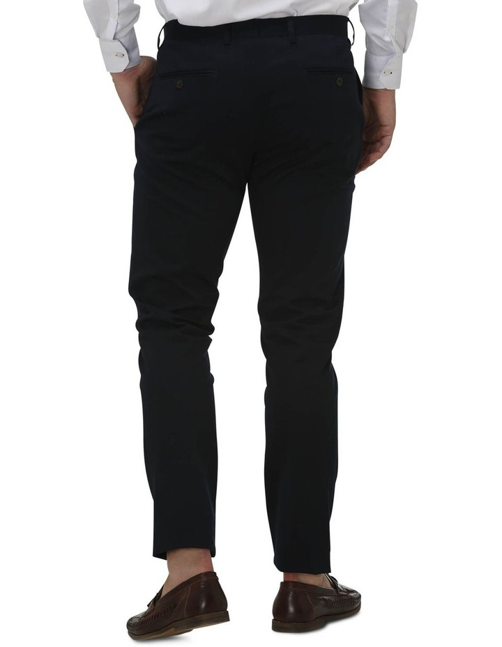 Cotton Stretch Tailored Chino image 3