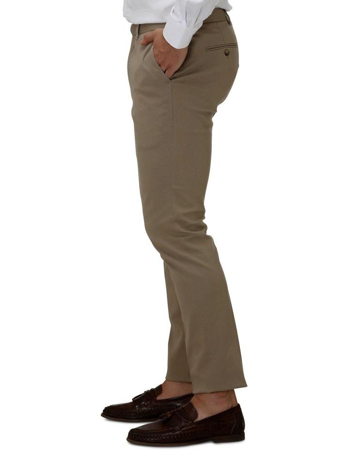 Cotton Stretch Tailored Chino image 2