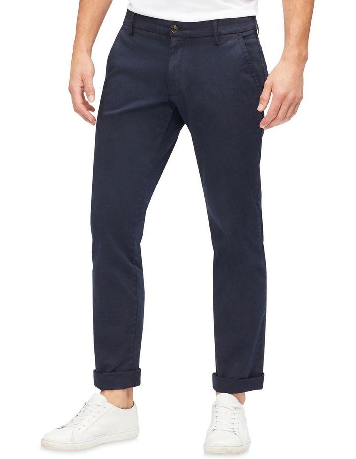 Cotton Sateen Chino Pant image 1