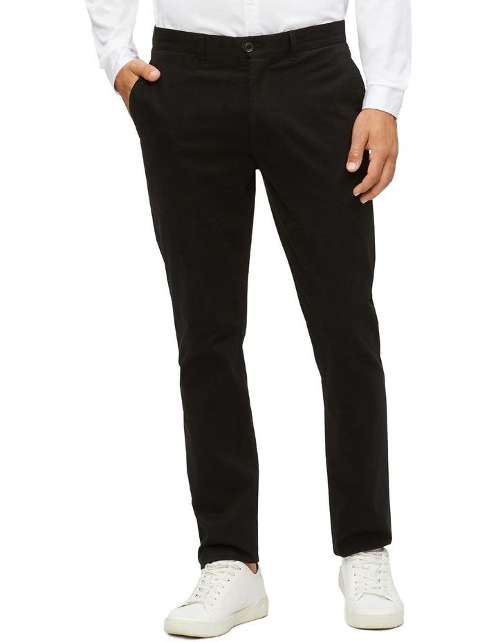 Sateen Stretch X-Slim Chino Pant image 1