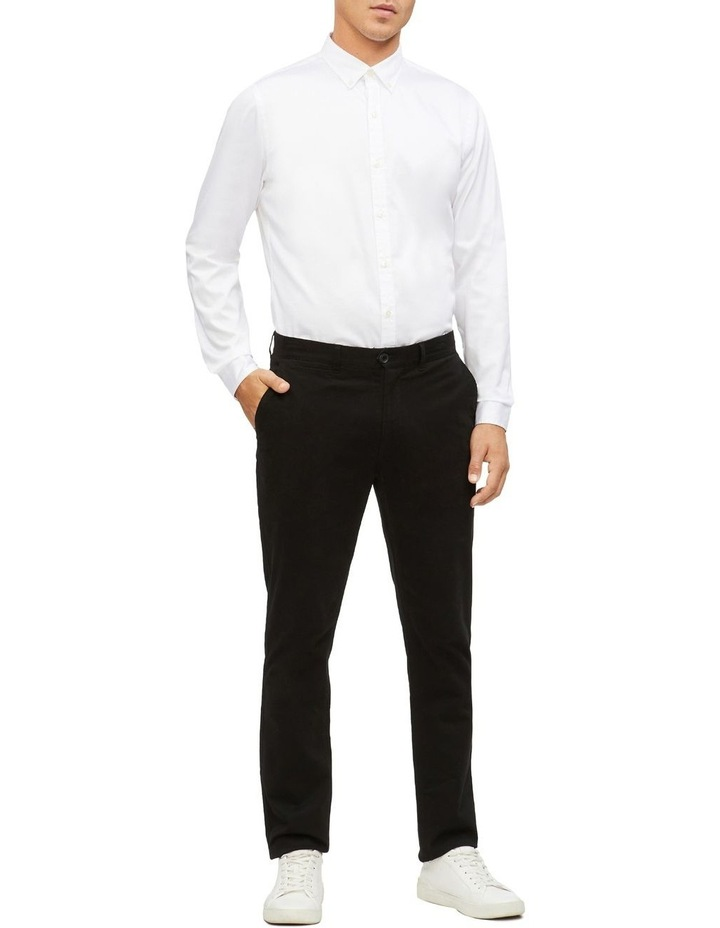 Sateen Stretch X-Slim Chino Pant image 2