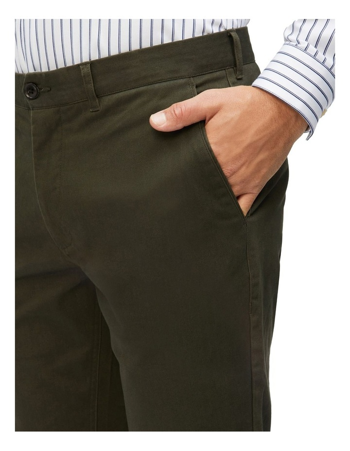 Sateen Stretch X-Slim Chino Pant image 4