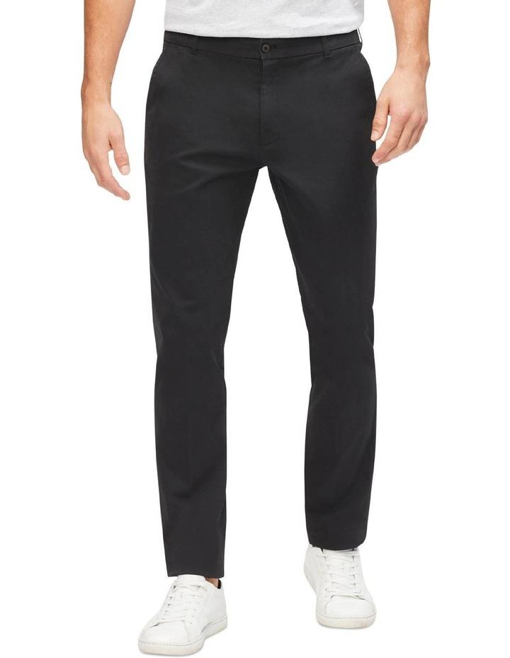 Cotton Stretch Casual Suit Trouser image 1