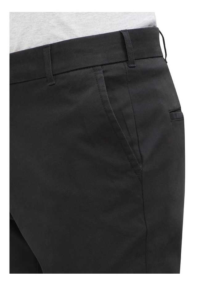 Cotton Stretch Casual Suit Trouser image 3